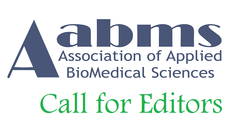 Call for Editors: An Invitation to Join the AABMS Editorial Board